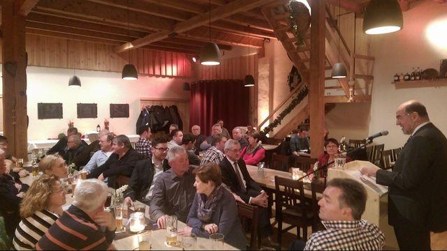 Gasthaus Pfister Schwarzach